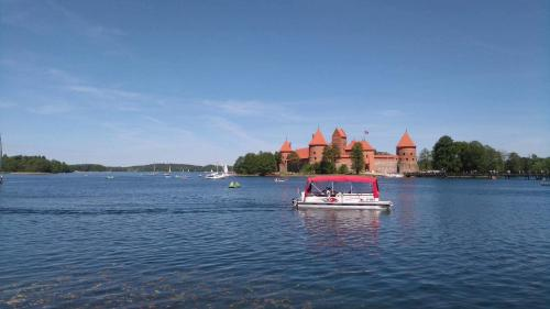 Trakai White Apartments