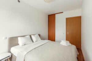 Spacious Bright Travellers Apartment Shopping District…