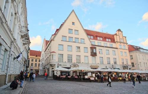 Dream Stay - Main Square Apartments with Picturesque View