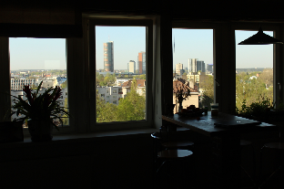 Penthouse Apartment with Great Panoramic City View