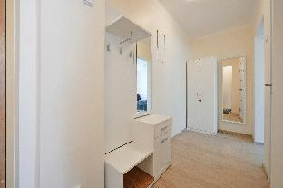 New, calm and bright apartment