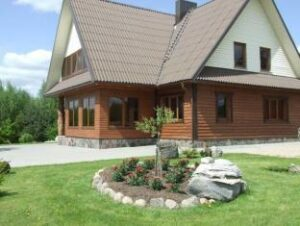 Country Houses Vidu Sodyba